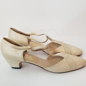 Vintage Salvatore Ferragamo sandals size 11